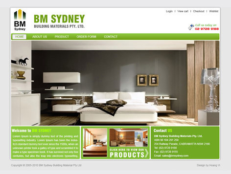 BM SYSNEY BUILDING MATERIALS PTY.LTD