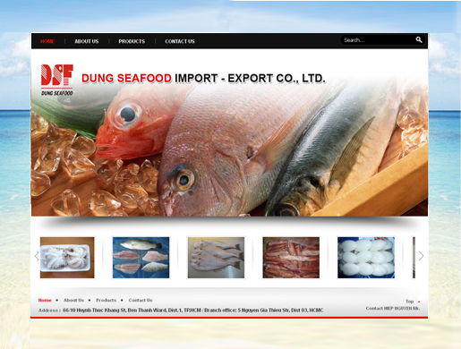 DUNG SEAFOOD IMPORT - EXPORT CO., LTD